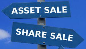 asset sale versus share sale