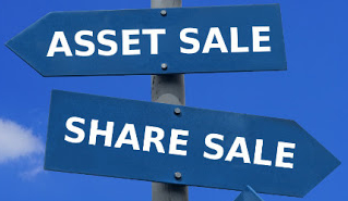 asset sale versus share sale